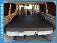 Renault Trafic Matratze Bett Klappbar L188 B146 H8cm Schlafauflage WoW