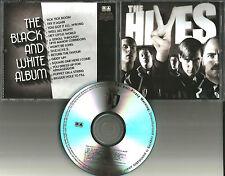 THE HIVES Black and White Album TST PRESS ADVNCE PROMO CD DJ 2007 USA MINT