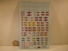 DECALS 1/43 PLAQUES TOUR DE FRANCE AUTO DE 1948 à 1980  - VIRAGES  T225
