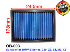 High-Flow Simota Air Filter for BMW E-Series 720 Z3 Z4 M3 X3 OB-003