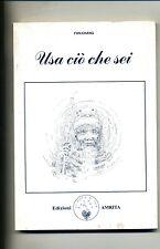 Fun-Chang # USA CIÒ CHE SEI # Edizioni Amrita 1989