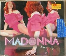 Madonna Hung Up + 2 CD Single VGC