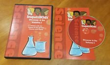 Inquisikids: Discover & Do - Volume 1 (DVD) kids science projects experiments
