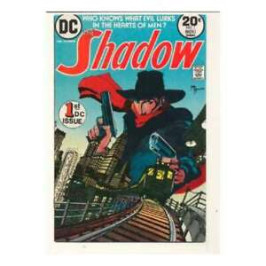 Shadow (1973 series) #1 in Very Fine + condition. DC comics [*wh]