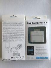 Kit connection  2 en 1 IPAD / IPAD 2 camera connection SD card  appareil photo