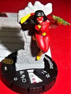 Heroclix SPIDERWOMAN SUPER RARE #055 NICK FURY AGENT OF SHIELD SPIDERMAN TA LOT