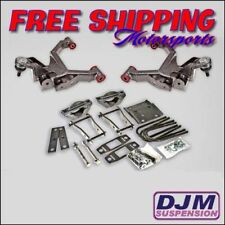 2007 - 2014 Toyota Tundra 3/5 Complete Lowering Kit by DJM