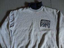 VINTAGE Majestic Gray Embroidered Dallas Cowboys NFL Turtle Neck Sweatshirt XL