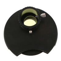 1.25inch Eyepiece 3-Position Filters Wheel with Nebula Filters for Telescope