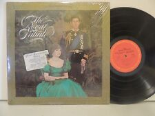 The Royal Tribute 2 LP The Wedding of Diana & Charles, C2 37655, 1981