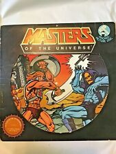 1983 Masters of the Universe Limited Edition Collectors Series 33 1/3 LP RARE!!