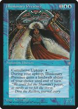 Merieke Ri Berit Ice Age HEAVILY PLD White Blue Black Rare MAGIC CARD ABUGames