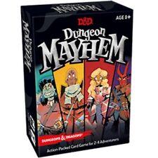 D&D Dungeon Mayhem - englisch - NEU & OVP!