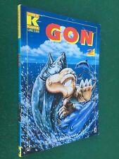 GON n. 2 STORIE DI KAPPA Star Comics (1994) Fumetto Masashi Tanaka OTTIMO !!!