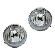 Fits 06-10 Ford F150 F-150 Driver + Passenger Fog Light Lamp Assembly 1 Pair