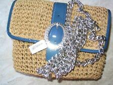 "~Brighton Purse Pouch ""Dottie"" Crossbody Blue New with Tags $130.00 Retired!~"