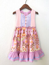NWOT MATILDA JANE Gimme S'more Dress THE ADVENTURE BEGINS size 12