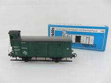 Märklin 4679 Gedeckter Güterwagen G10 in grün neuwertig mit Originalverpackung