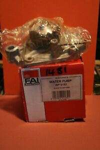 FAI water pump WP 6152 (QCP 3060) New/old stock. Rover & Honda models.