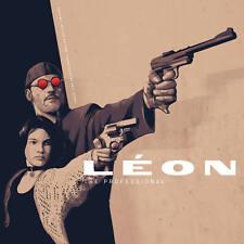 Leon The Professional - 2 x LP Complete - Splatter Vinyl - Limited - Eric Serra