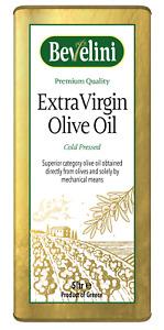 Bevelini Extra Virgin Olive Oil 5L
