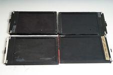 4X 8x10 cut film holders Beat Up