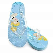 dead3cb086f Kids  DISNEY Cinderella  Flip Flops - Shoe sizes UK 9-10 11-
