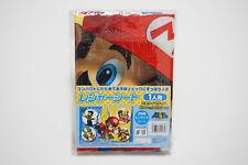 New Super Mario Leisure Sheet For Kids Outdoor Picnic Nintendo Merchandise Japan