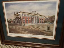 The Old Community Center By Evelyn Steinkuhl Signed limited Edition 170/1000