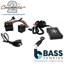 CTABMUSB007 BMW 8 Series 2001 On USB SD AUX In Car Stereo Interface Adaptor