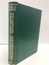 Story of Freemasonry Ohio-1790-1980 Frontier Cornerstone Mason Grand Lodge
