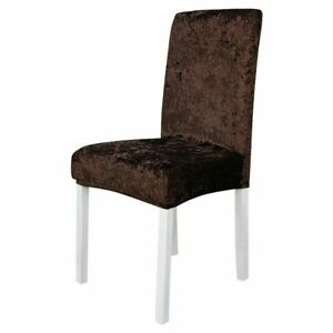 Stretch Dining Chair Cover Removable Slipcover Seat Protector Wedding Decor