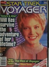 Starlog Star Trek - Voyager. #13 September 1997 Excellent