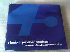 STUDIO 45 - FREAK IT! - HOUSE CD SINGLE - PART 2
