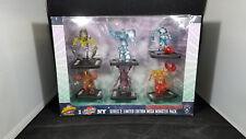 Brand new opened Monsterpocalypse I CHOMP NY series 2 monster pack Limited ed.