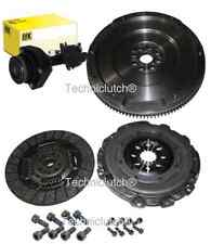 FORD FOCUS 2005- 1.8TDCI DUAL MASS TO SINGLE AND CLUTCH KIT WITH LUK CSC, BOLTS