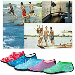 Men Women Water Shoes Barefoot Swimming Shoes Breathable Beach Running Colors