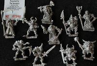 Citadel Champions of Nurgle Realms Chaos Metal Figures Games Workshop Warhammer