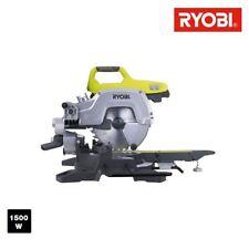 Ryobi Kappsäge EMS216L Holz Gehrungssäge Paneelsäge 216mm 30mm 1200W Max. 275mm