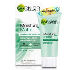Garnier Moisture Match Matte 24H Hydra Complex Controls Shine Moisturiser 50 ml