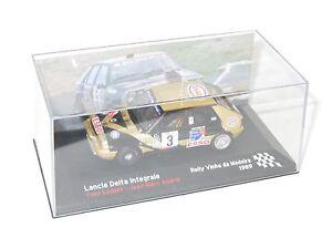 1/43 Lancia Delta Integrale 8v  Esso  Rally Vinho da Madeira 1989  Y.Loubet