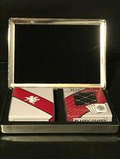 Things Remembered Silver Playing Card Case