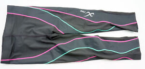 CW-X PerformX Compression Tights 3/4 Women's Small Black 121806