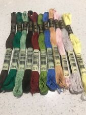 BRAND NEW DMC Stranded cotton thread you choose the colour and quantity 828-3895