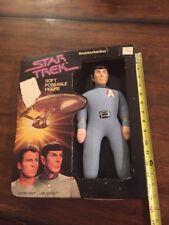 Knickerbocker Star Trek Soft Poseable Figure Spock Stuffed Doll 1979