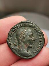 Assez rare et joli sesterce de Trajan-Dèce,Rome 250 ! 16,60 g