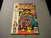 The Avengers King-Size Annual #9 (1979, Marvel)