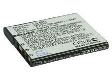 3.7V battery for Sony Cyber-shot DSC-WX9B, Cyber-shot DSC-W520, Cyber-shot DSC-W