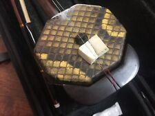 Erhu - concertmaster, high grade quality Chinese fiddle, mellow sound 吕卫利精品扁八二胡