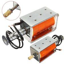 DC 12V 35mm Push-Pull Actuator Frame Type Electromagnet Solenoid Electric Magnet